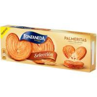 Selección de palmeritas FONTANEDA, caja 100 g