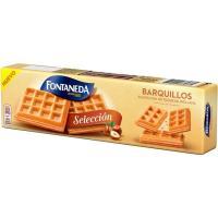 Selección de barquillos FONTANEDA, caja 110 g