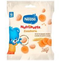 Nutripuffs de zanahoria NESTLÉ, bolsa 7 g