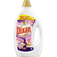 Detergente líquido frescor sensual DIXAN, garrafa 30 dosis