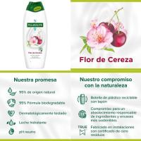 Gel flor de cereza N-B, bote 550 ml