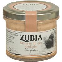 Mousse de oca trufada ZUBIA, frasco 100 g