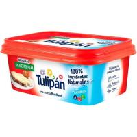 Margarina vegetal sin palma TULIPÁN, tarrina 225 g
