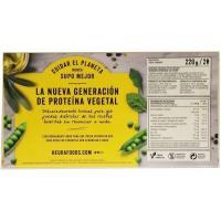 Hamburguesa 100% vegetal HEURA, bandeja 2 uds