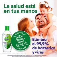 Gel de manos higienizante DETTOL, bote 50 ml