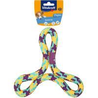 Juguete boomerang trenzado VITAKRAFT, pack 1 ud
