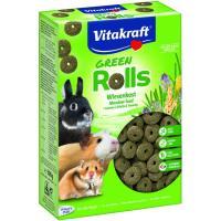 Alimento green rolls para roedor VITAKRAFT, caja 300 g