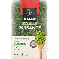 Maracarrón guisante GALLO NATURE, paquete 250 g