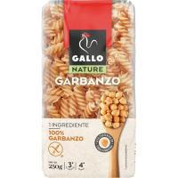 Hélices garbanzo GALLO NATURE, paquete 250 g