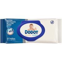 Toallitas DODOT Sensitive, paquete 54 uds
