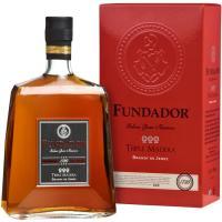 Brandy Solera Gran Reserva triple madera FUNDADOR, botella 70 cl