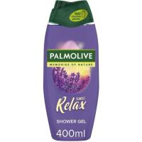 Gel de ducha sunset relax PALMOLIVE, bote 400 ml