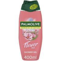 Gel de ducha flower fields PALMOLIVE, bote 400 ml