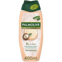 Gel de ducha macadamia and peony PALMOLIVE, bote 400 ml