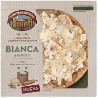 Pizza bianca con fermentación lenta TARRADELLAS, 1 ud, 400 g