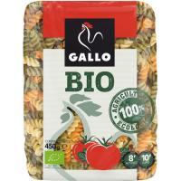 Hélices vegetales bio GALLO, 450 g