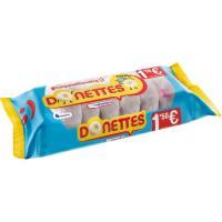 Donettes nevados DONETTES, 6 uds, paquete 100 g
