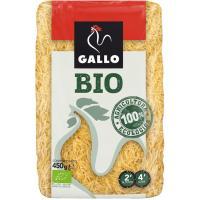 Fideos Nº 0 bio GALLO, paquete 450 g