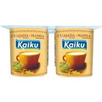 Cuajada de vaca KAIKU, pack 4x125 g