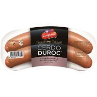 Salchicha de cerdo duroc CAMPOFRÍO, sobre 260 g
