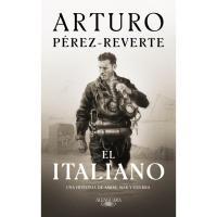 El Italiano, Arturo Pérez-Reverte, Ficción