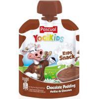 Natillas de chocolate PASCUAL Yogikids, pouch 90 g