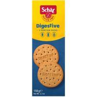 Galleta Digestive SCHAR, caja 150 g