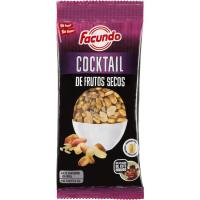 Cocktail frutos secos FACUNDO, bolsa 170 g