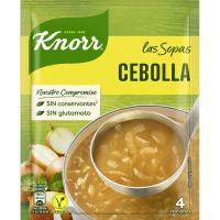 Sopa de cebolla KNORR, sobre 50 g