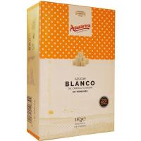 Terrones de azúcar sin envolver AZUCARERA, caja 1 kg