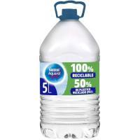 Agua mineal natural AQUAREL, garrafa 5 litros