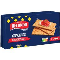 Crackers normales RECONDO, paquete 250 g