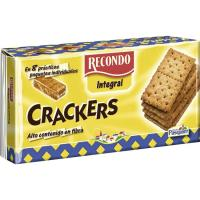 Crackers integrales RECONDO, paquete 250 g