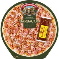 Pizza barbacoa CASA TARRADELLAS, 1 ud., 400 g