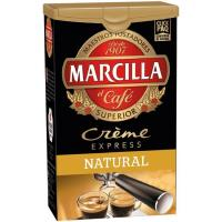Café express natural MARCILLA, click pack 250 g