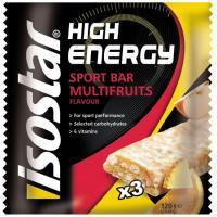 High energy multifrutas ISOSTAR, caja 120 g