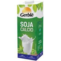Bebida de soja con calcio GERBLÉ, brik 1 litro
