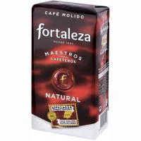 Café molido gipuzkoano FORTALEZA, paquete 250 g