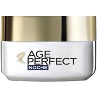Crema de noche L`OREAL Age Perfect, tarro 50 ml