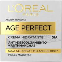 Crema facial de día L`OREAL Age Perfect, tarro 50 ml