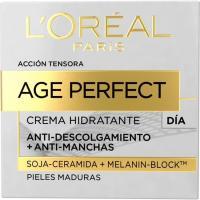Crema facial de día L`OREAL Age Perfect, tarro 50 ml
