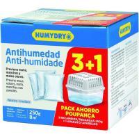 Antihumedad HUMYDRY, aparato + 3 recambios