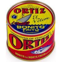 Bonito del Norte frito en escabeche ORTIZ, lata 190 g