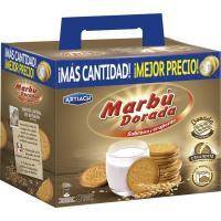 Galleta Marbú Dorada ARTIACH, caja 1,800 g