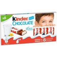 Chocolatina T8 KINDER, caja 100 g