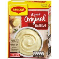 Puré de patatas sin leche MAGGI, caja 230 g