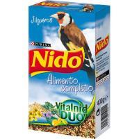 Alimento para jilguero NIDO, caja 400 g