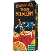 Sangría DON SIMON, brik 1 litro