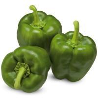 Pimiento verde, al peso, compra mínima 500 g