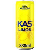 Refresco de limón KAS, lata 33 cl